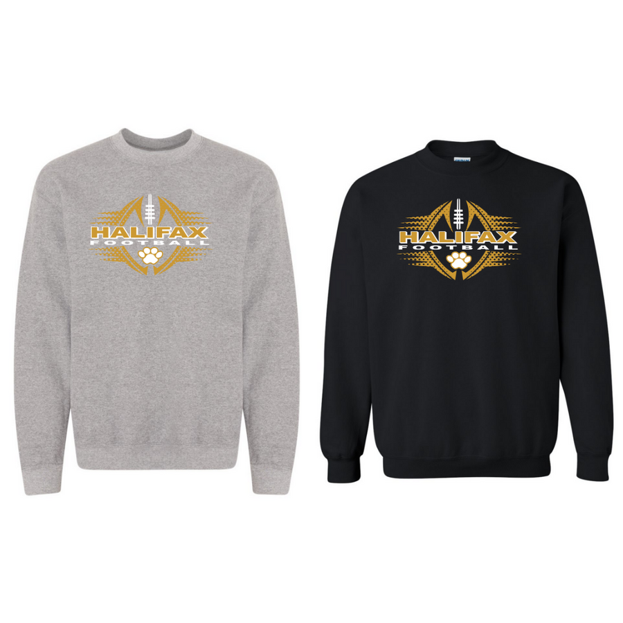 Halifax Football Crewneck Sweatshirt