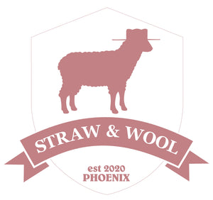 Straw And Wool