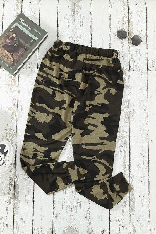 Nights In Camo Joggers