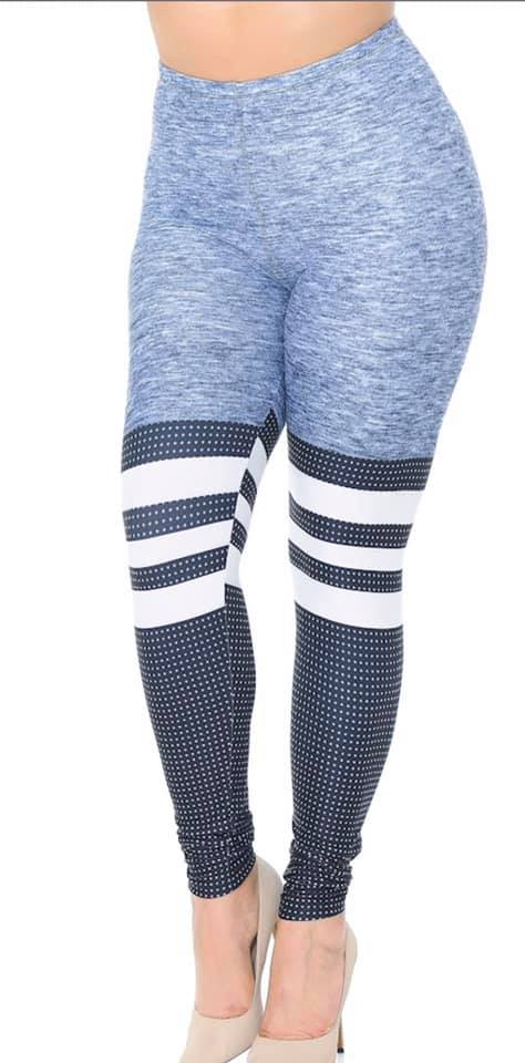 Adult Split Sport Leggings
