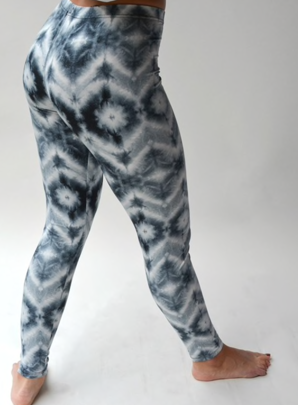 Adult Smoke Show  Leggings
