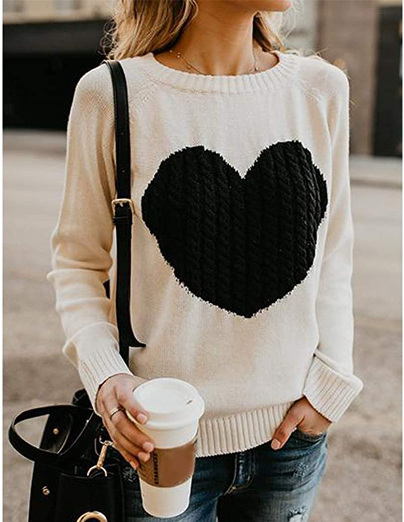 Love Life Cable Sweater Apricot