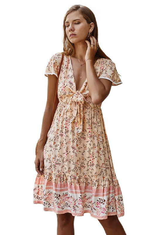 Prairie Fields Dress