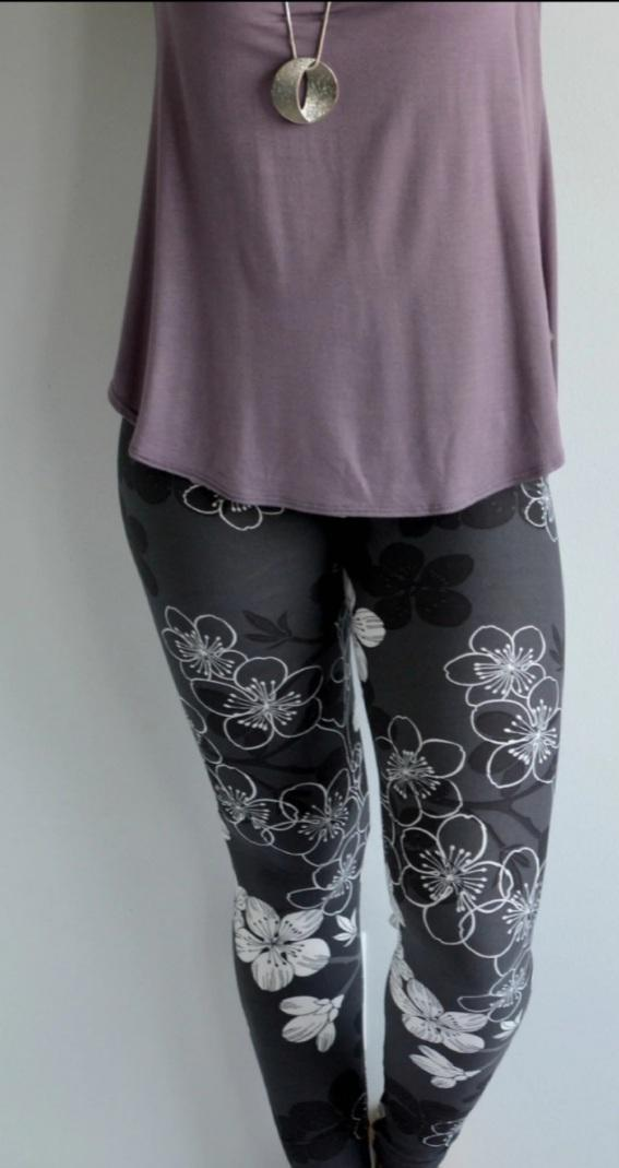 Adult Jasmine Leggings