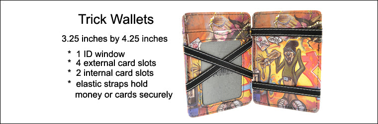 Bad Girl Wallets