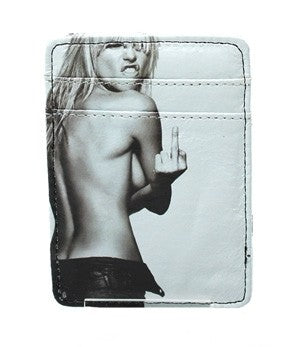 Open image in slideshow, Bad Girl Wallets