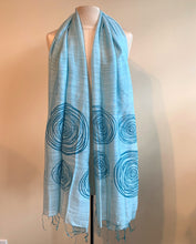 Load image into Gallery viewer, Circles Scarf - 4 colours available
