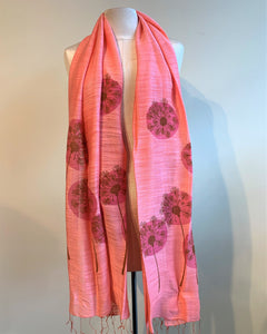 Floral Scarf - 4 colours available