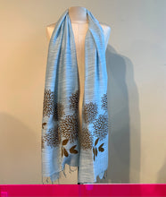 Load image into Gallery viewer, Chrysanthemum Scarf - 3 colours available