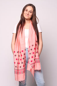 Dots Scarf - 5 colours available