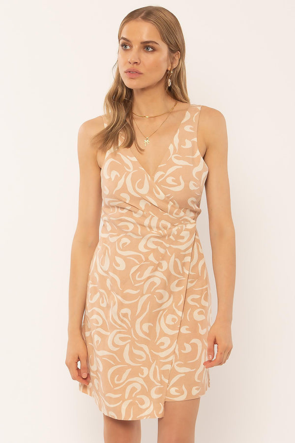 REGATTA TANK WOVEN DRESS-TAU