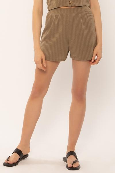 DELILAH KNIT SHORT-SUR