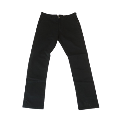 High Tider Chino Pant - Slim Fit-BLK