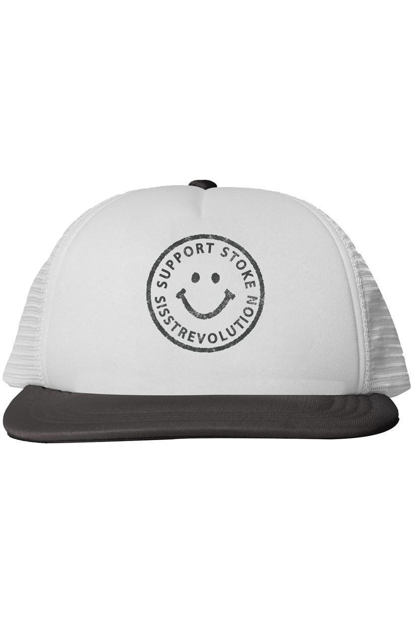SUPPORT STOKE HAT-BLK