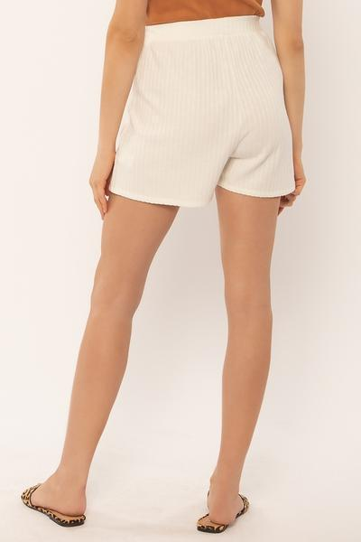 DELILAH KNIT SHORT-CBL