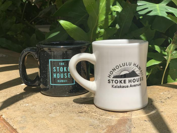 Stokehouse Hawaii Camp Mug