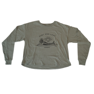 UNDERWATER LONG SLEEVE HAWAII SMU-DTG