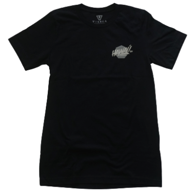 VISSLA SMU Pow Wow Hawaii Tee-BLH