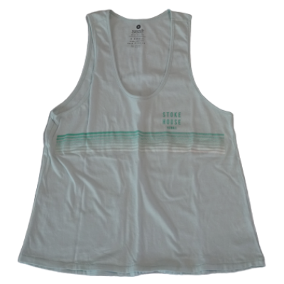 SMU-HAWAII STOKE STRIPE TANK-MST