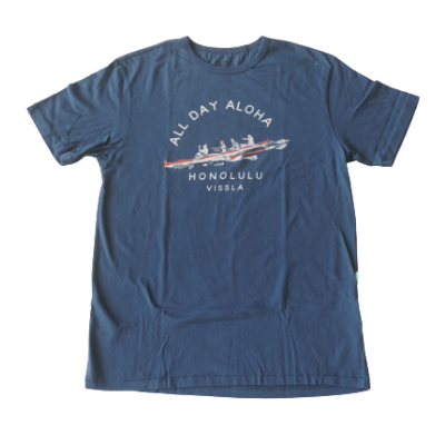 All Day Aloha Tee-STB