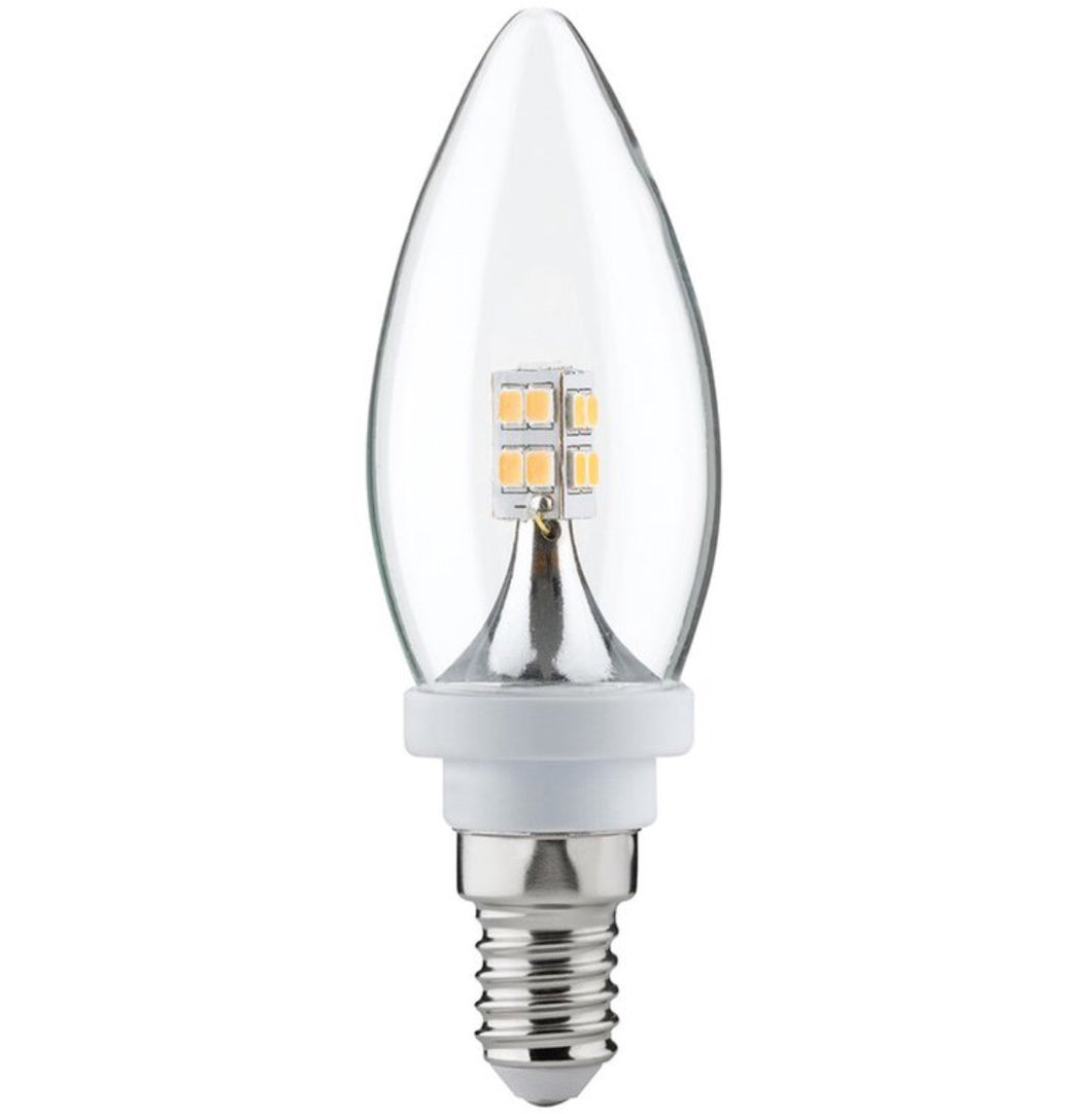 Paulmann E14 2,5 W LED - Warmweiß