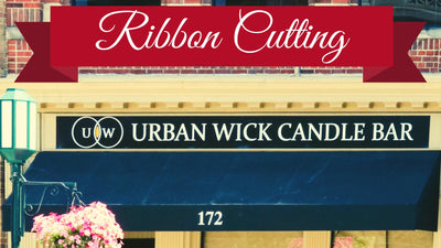 Urban Wick Ribbon Cutting Ceremony with Birmingham Chamber of Commerce