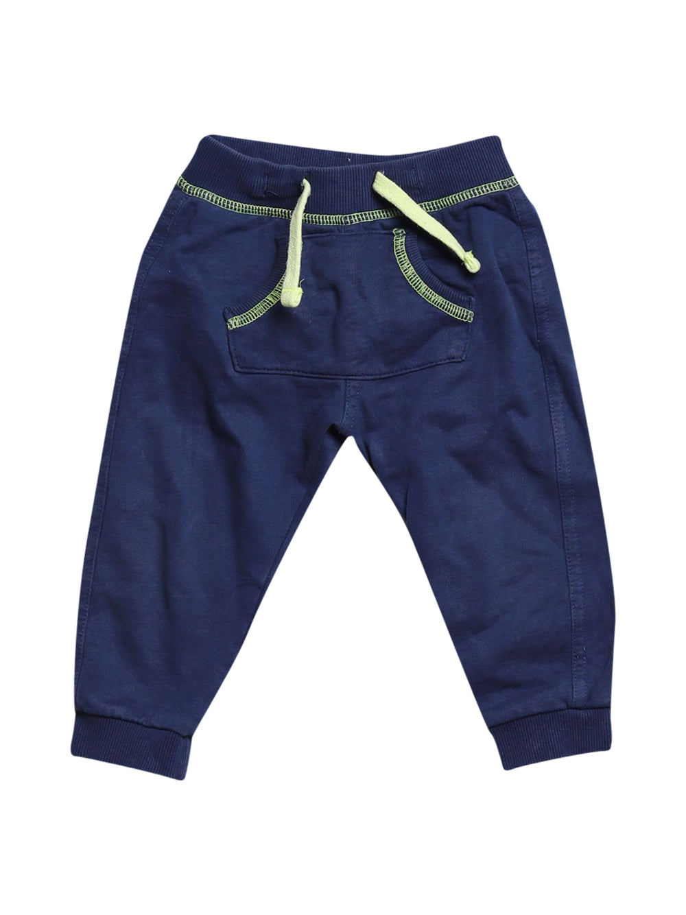 Front photo of Preloved Disney Blue Boy's trousers - size 12-18 mths
