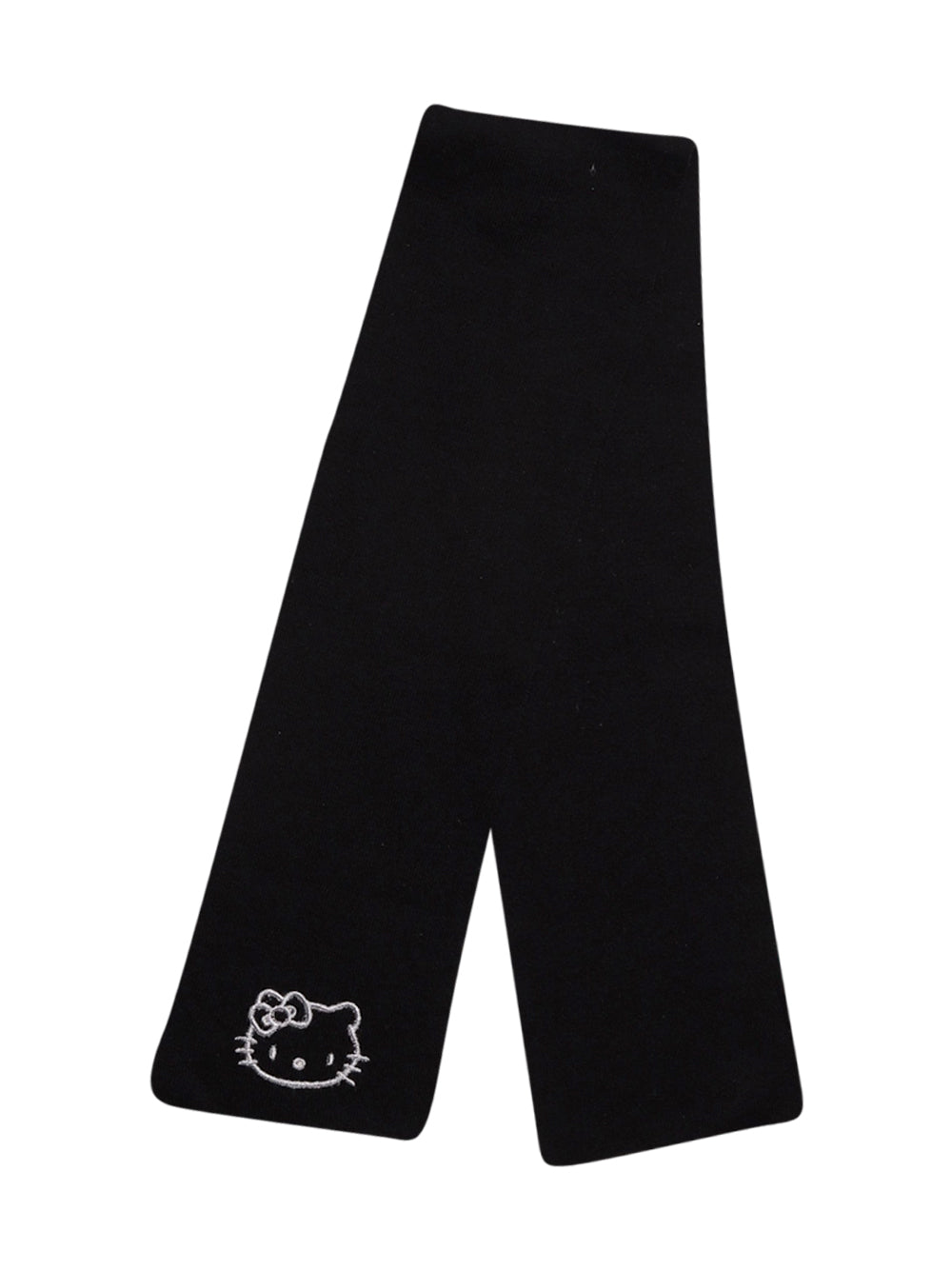 Front photo of Preloved Hello Kitty Black Girl's scarf - size 10-12 yrs