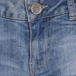 Detail photo of Preloved Motivi Blue Woman's shorts - size 8/S