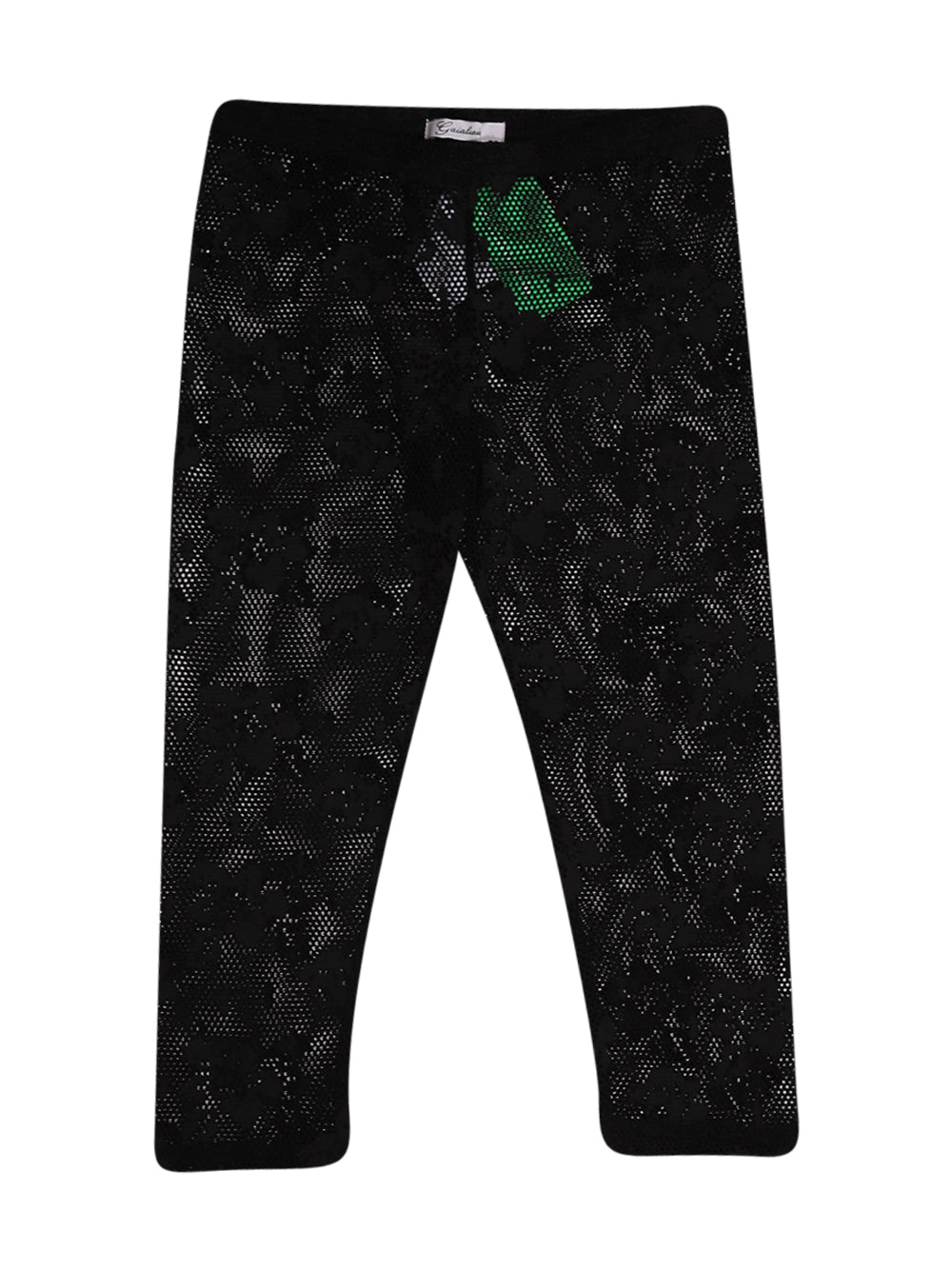 Front photo of Preloved Gaialuna Black Woman's trousers - size 8/S