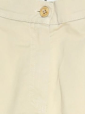 Detail photo of Preloved Ellesse Beige Woman's trousers - size 8/S
