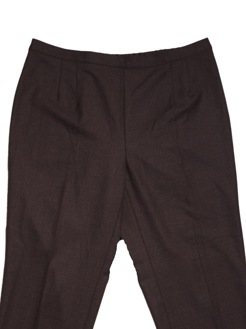 Detail photo of Preloved Elena Mirò Brown Man's trousers - size 38/M