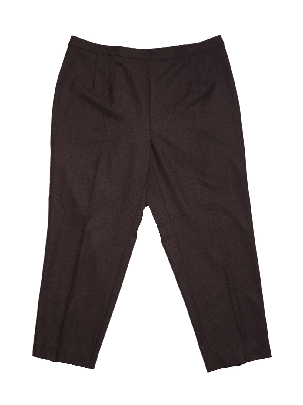 Front photo of Preloved Elena Mirò Brown Man's trousers - size 38/M