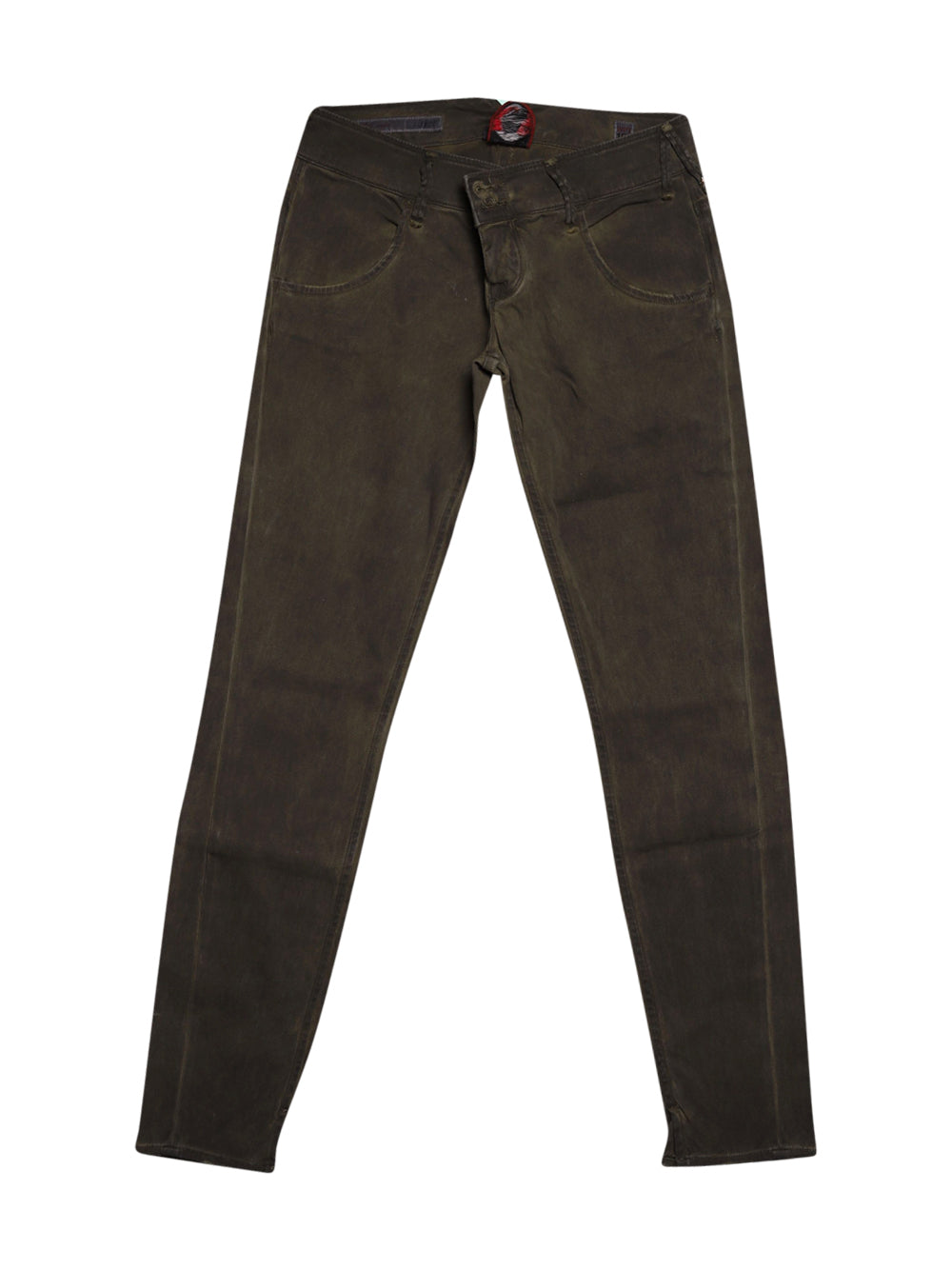 Front photo of Preloved cycle Green Woman's trousers - size 10/M