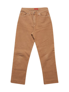 Front photo of Preloved holiday Beige Woman's trousers - size 12/L
