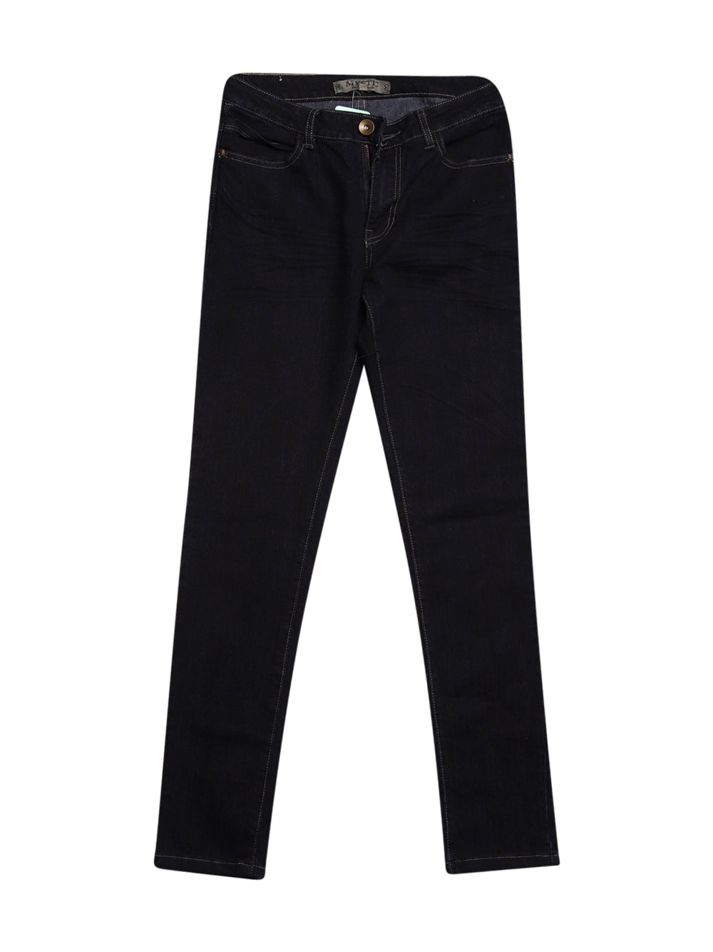 Front photo of Preloved mystic Black Woman's trousers - size 6/XS