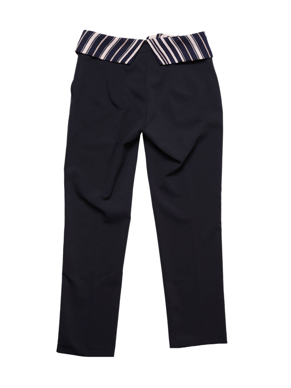 Back photo of Preloved Paolo Casalini Blue Woman's trousers - size 8/S