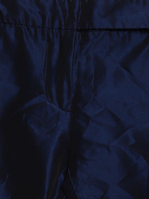Detail photo of Preloved glam Blue Woman's shorts - size 12/L