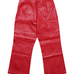 Back photo of Preloved jolie jolie Red Woman's trousers - size 10/M