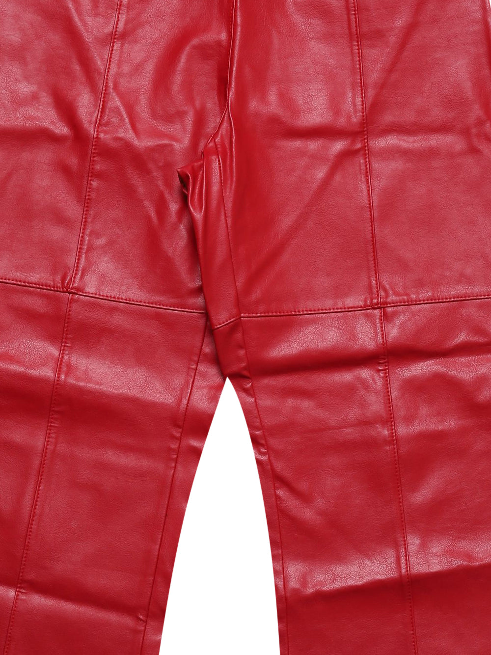 Detail photo of Preloved jolie jolie Red Woman's trousers - size 10/M