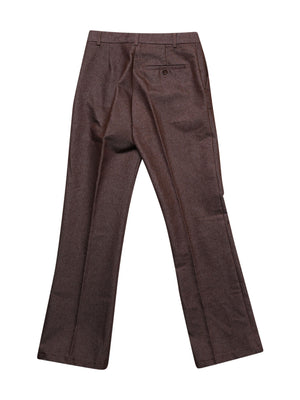 Back photo of Preloved Massimo Rebecchi Brown Woman's trousers - size 8/S