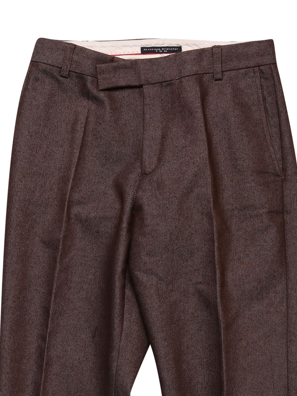 Detail photo of Preloved Massimo Rebecchi Brown Woman's trousers - size 8/S