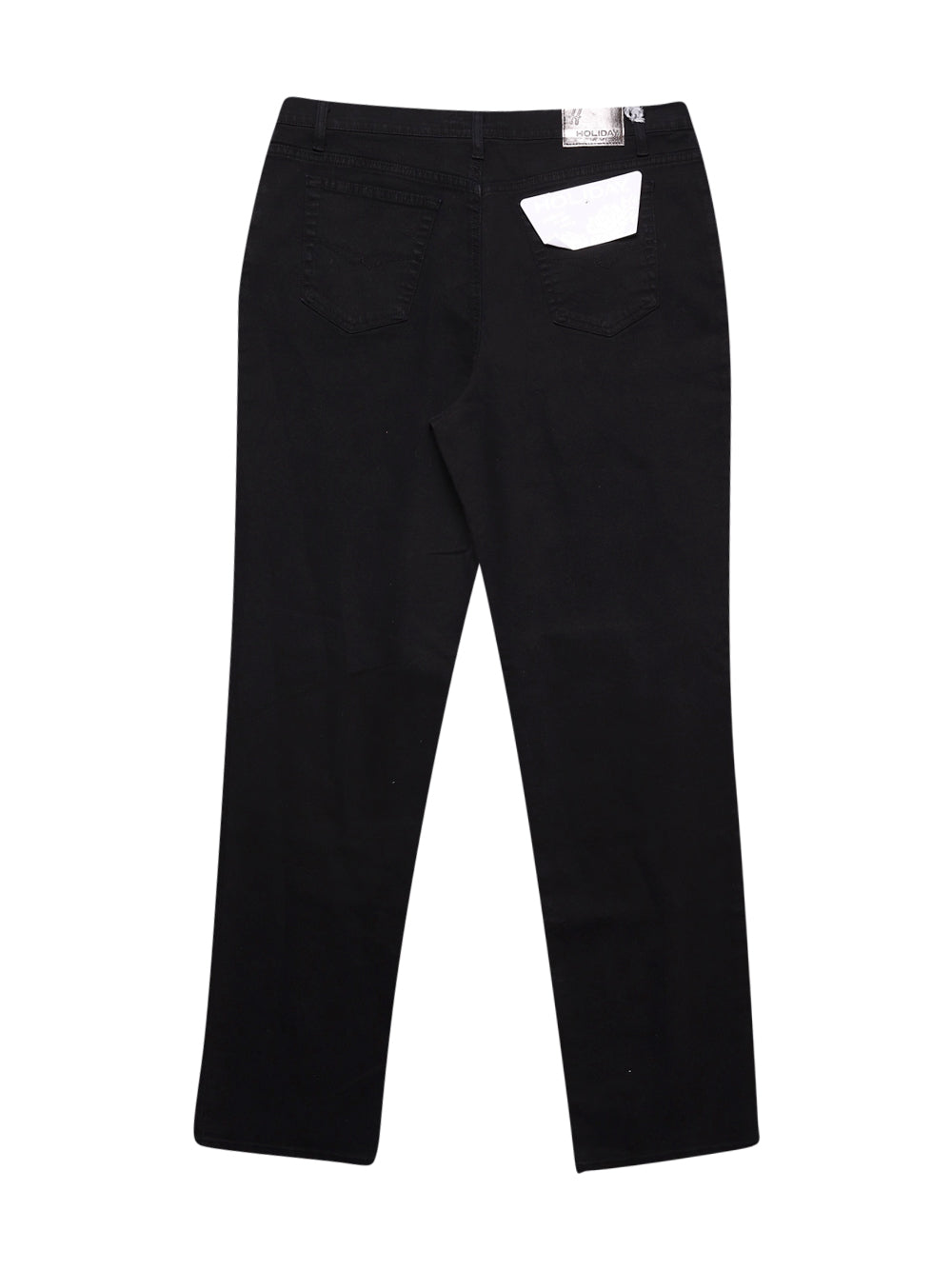 Back photo of Unworn holiday Black Woman's trousers - size 8/S