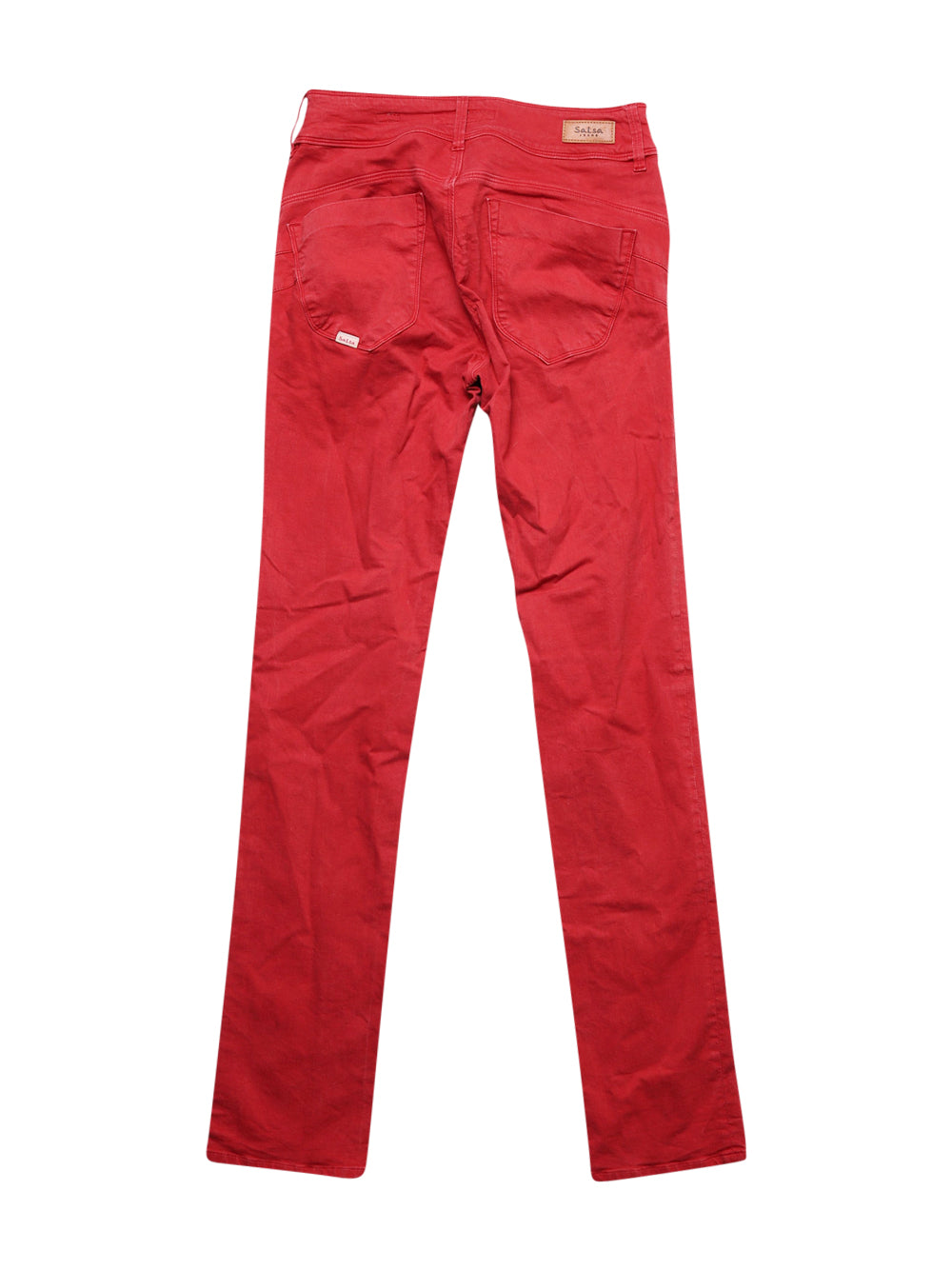Back photo of Preloved salsalife Red Man's trousers - size 34/XS