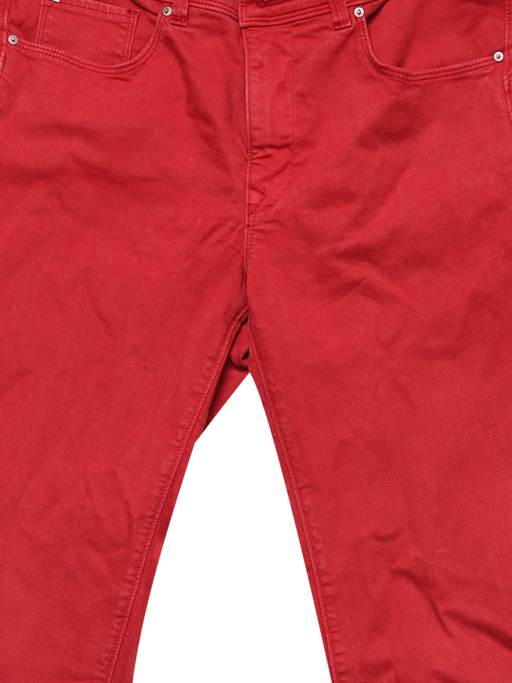 Detail photo of Preloved salsalife Red Man's trousers - size 34/XS