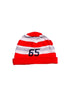 Front photo of Preloved FRATELLI CAMPAGNOLO Red Boy's hat - size 5-6 yrs