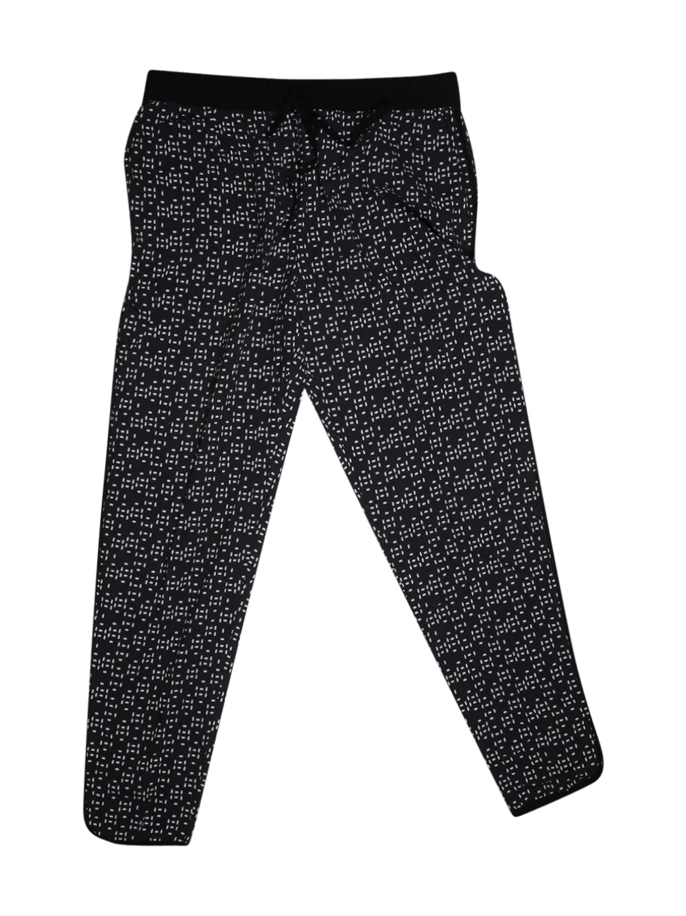Front photo of Preloved Motivi Black Woman's trousers - size 10/M