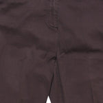 Detail photo of Preloved Marella Brown Woman's trousers - size 12/L
