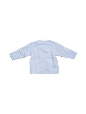 Back photo of Preloved Puma Light-blue Boy's sweatshirt - size 2-3 yrs