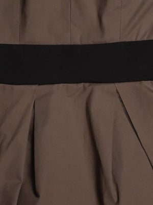 Detail photo of Preloved Imperial Brown Woman's dress - size 6/XS